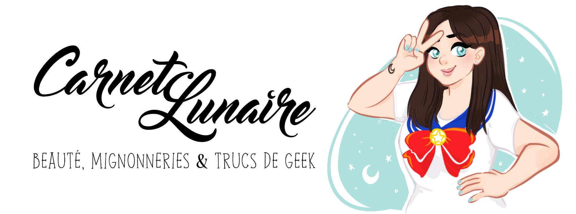 carnet lunaire – beauté, mignonneries & trucs de geek